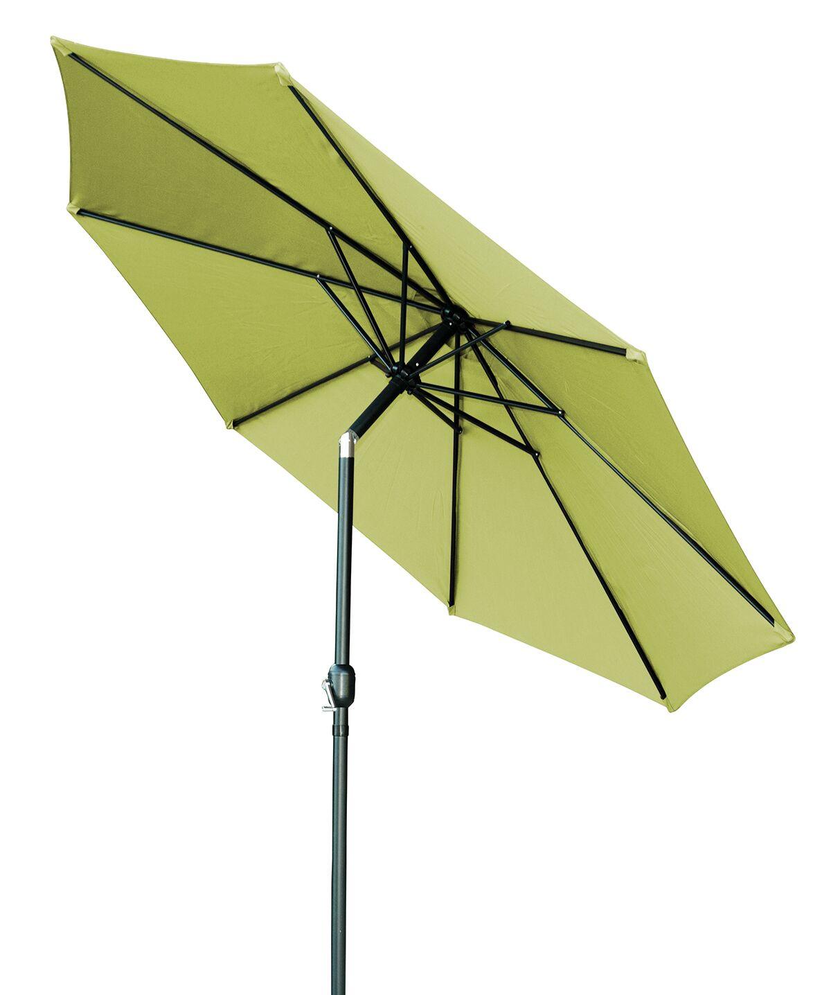 9.5' Market Umbrella Color: Light Green