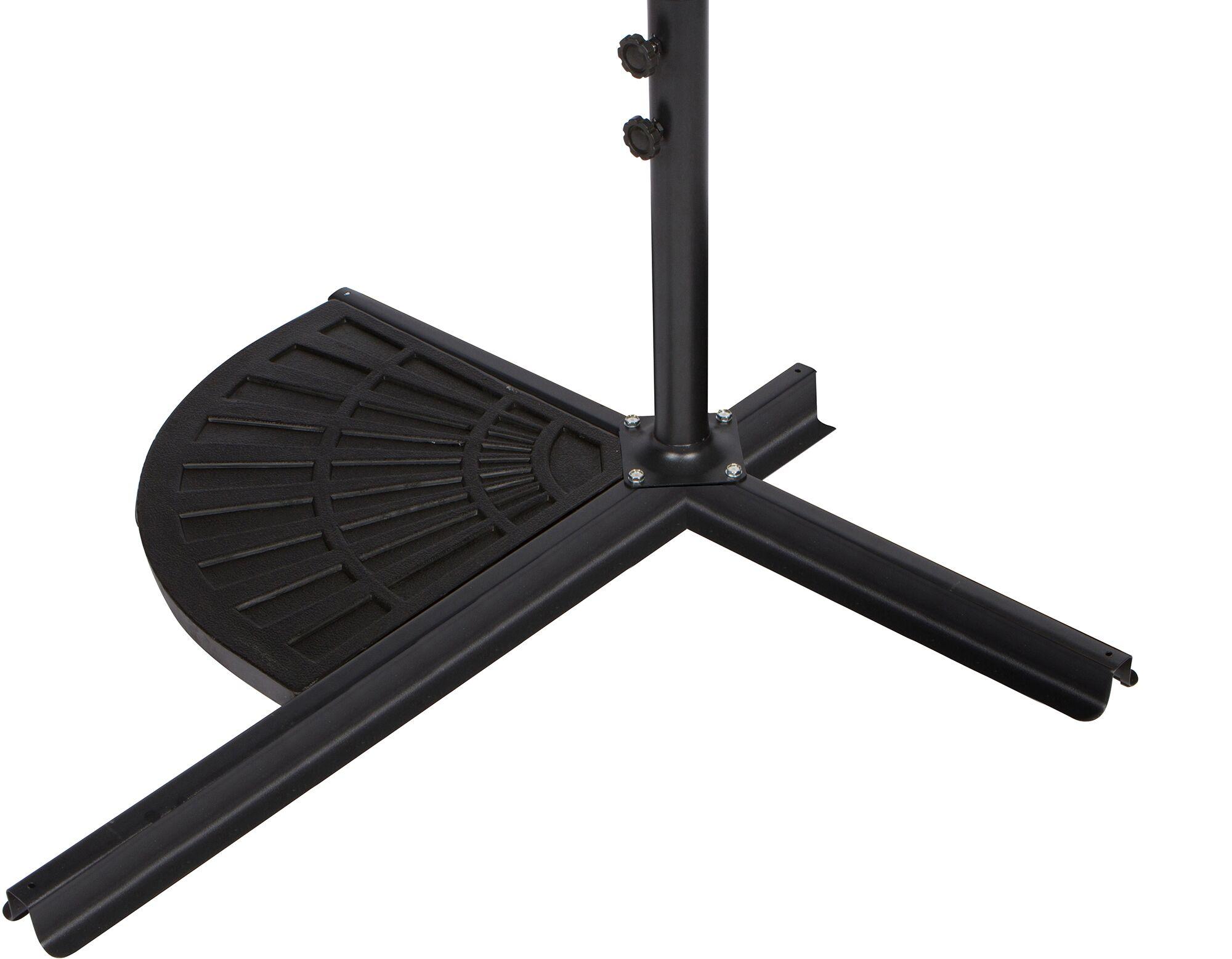 Resin Free Standing Umbrella Base Weight