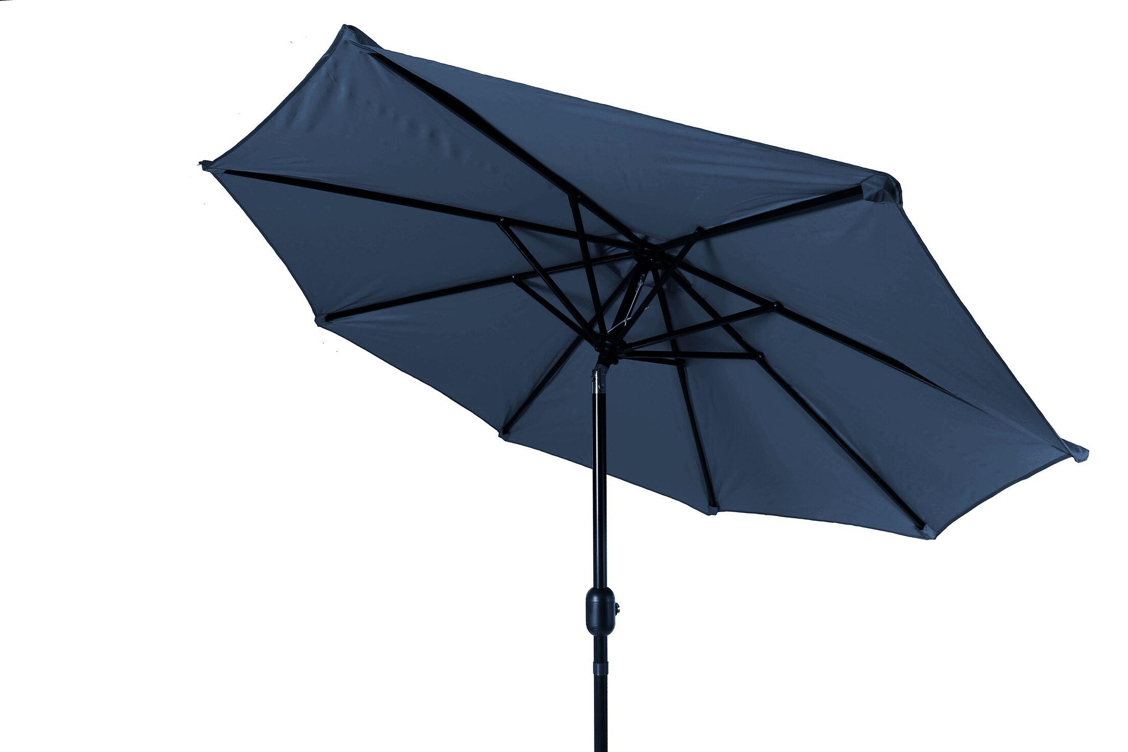 9.5' Market Umbrella Color: Blue