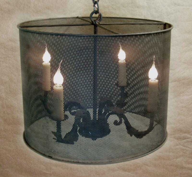 Melrose 4-Light Chandelier