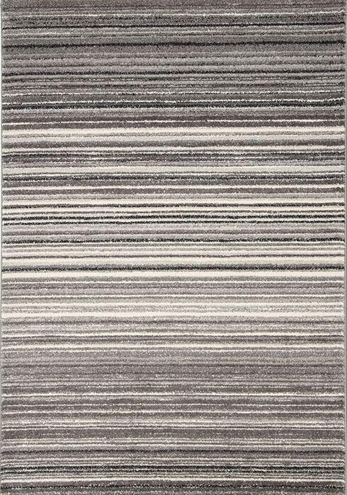 Lyme Grey Cords Area Rug Rug Size: 3'11