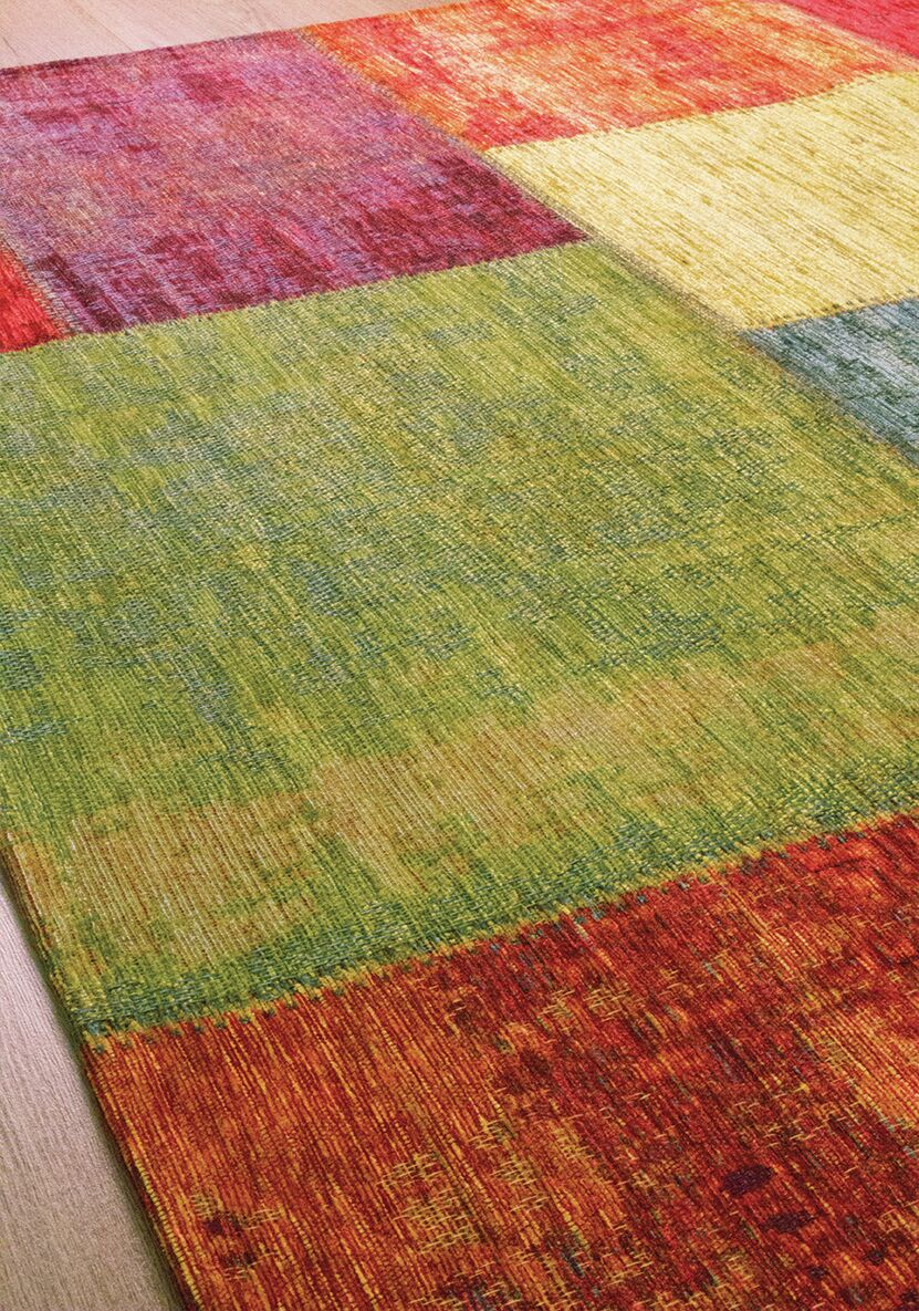 Brodsky Area Rug Rug Size: Rectangle 7'6