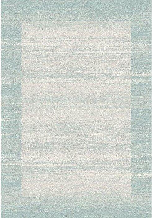 Kara Blue/Gray Area Rug Rug Size: Rectangle 5'3