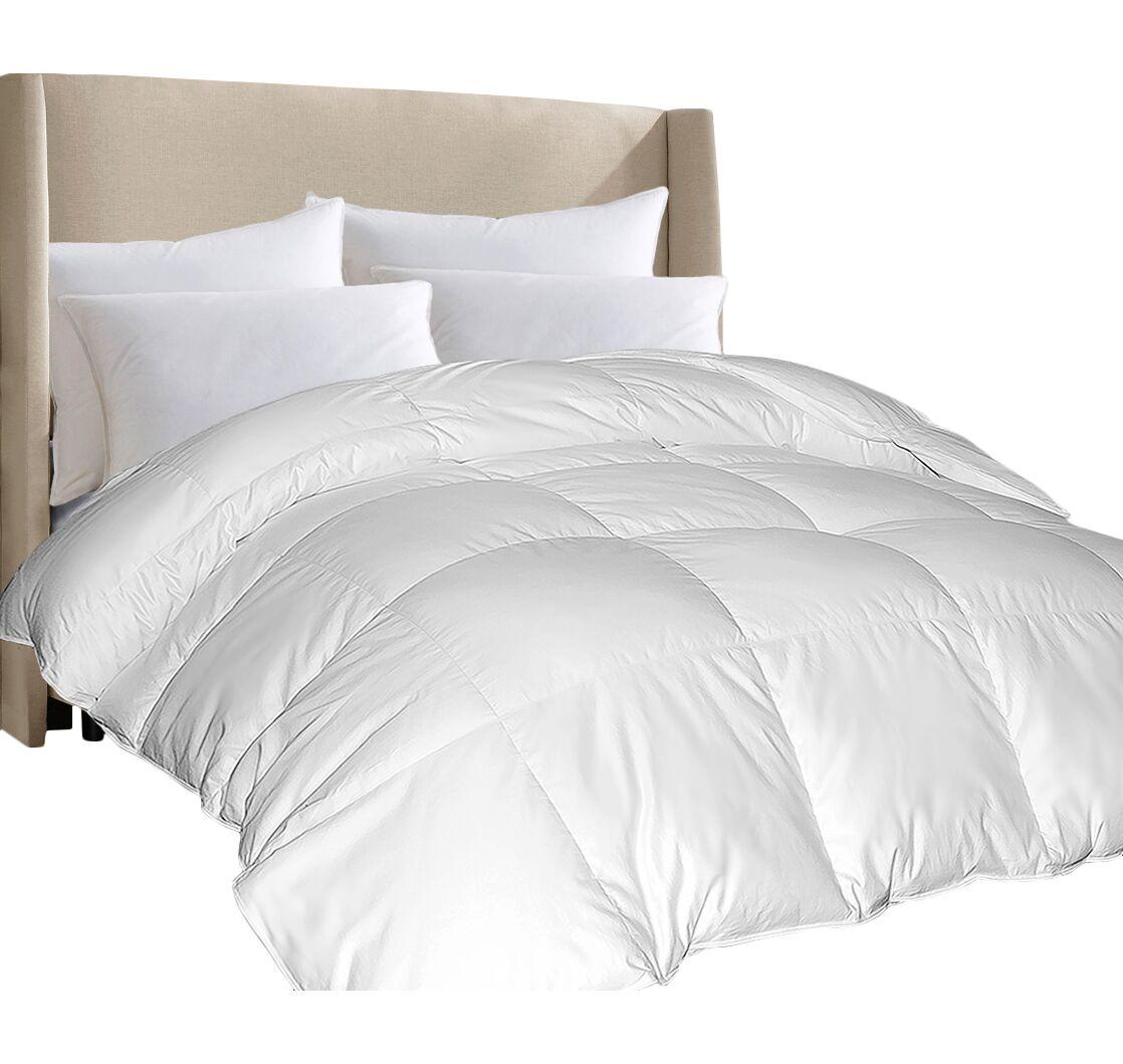 All Season Down Alternative Comforter Size: Twin