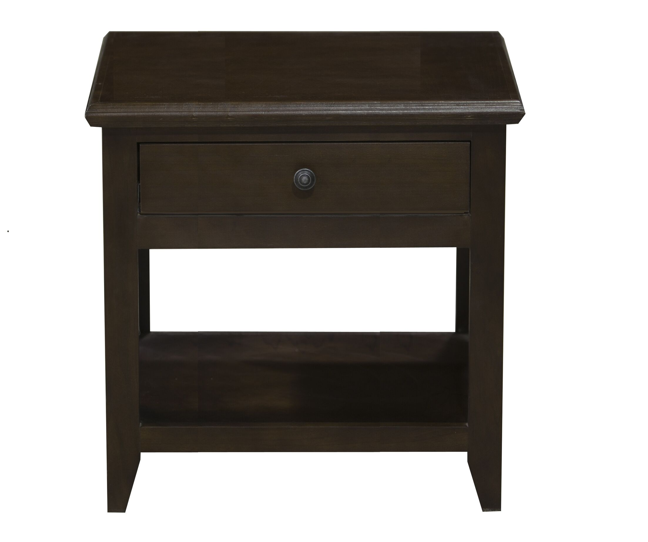 End Table Color: European Cherry