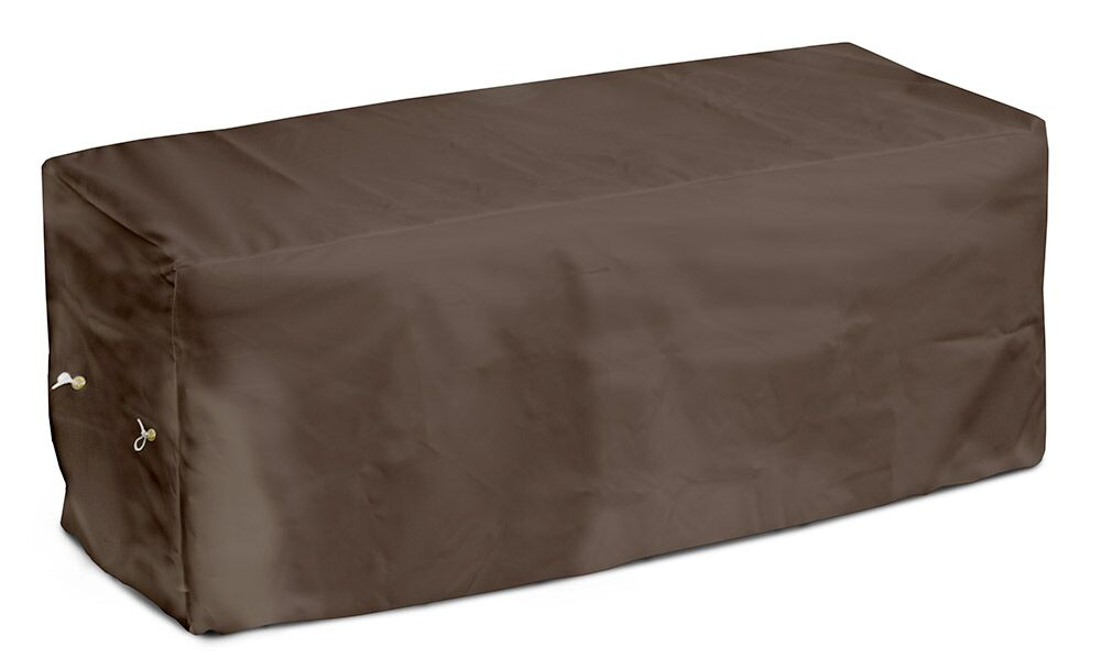 Weathermax� Garden Seat Cover Color: Chocolate, Size: 18
