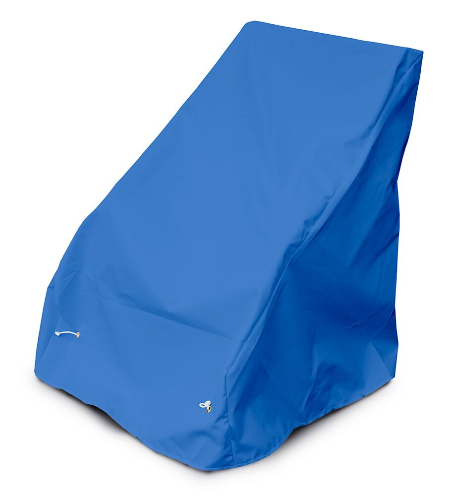 Weathermax� Armless Seating Cover Color: Pacific Blue