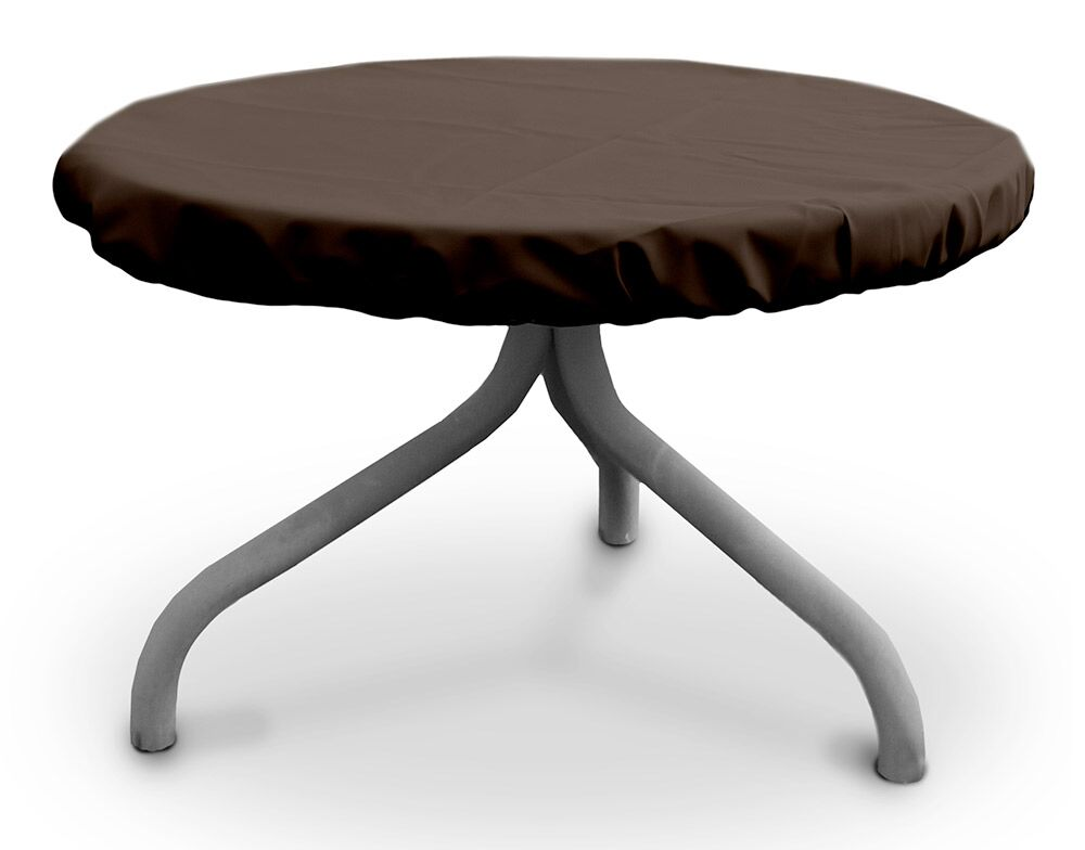 Weathermax� Round Table Top Cover Color: Forest Green, Size: 60