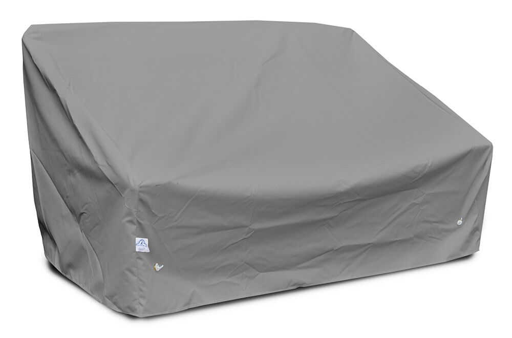 Weathermax� Deep 2-Seat Sofa Cover Size: 32
