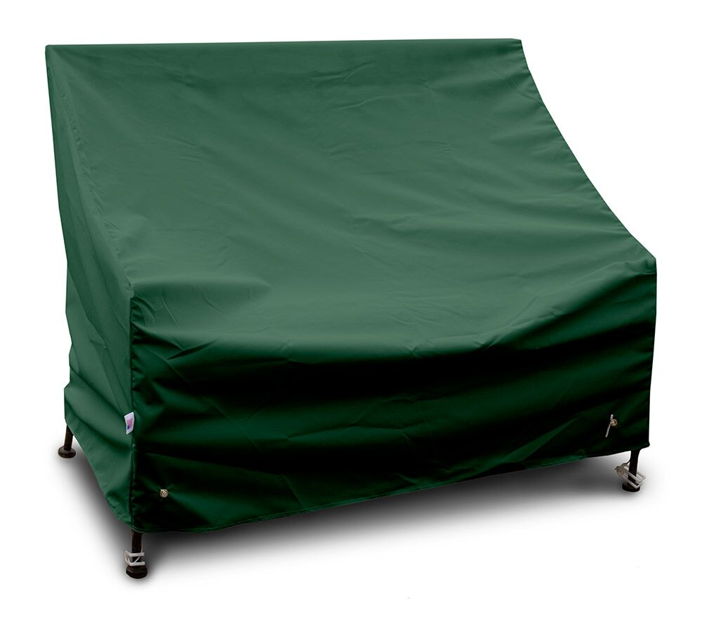 Weathermax� 3-Seat Glider / Lounge Cover Color: Forest Green