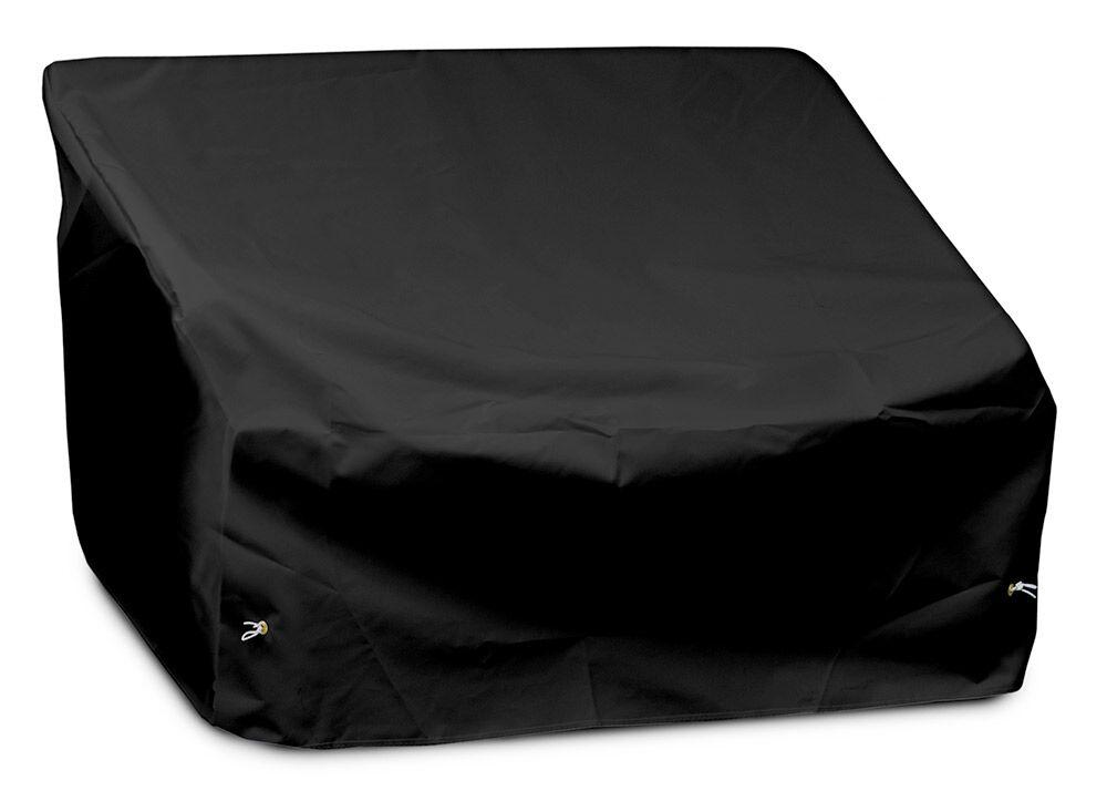 Weathermax� Loveseat / Sofa Cover Color: Black
