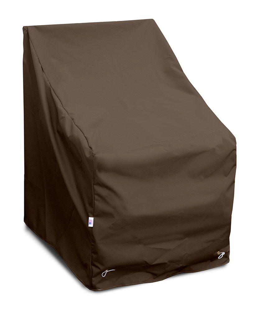 Weathermax� High Back Chair Cover Size: 36