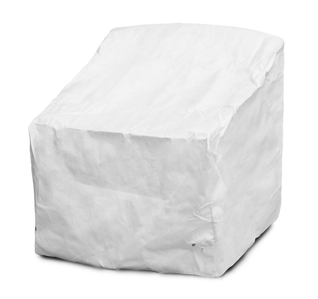 SupraRoos™ Deep Seating Dining Chair Cover Size: 33