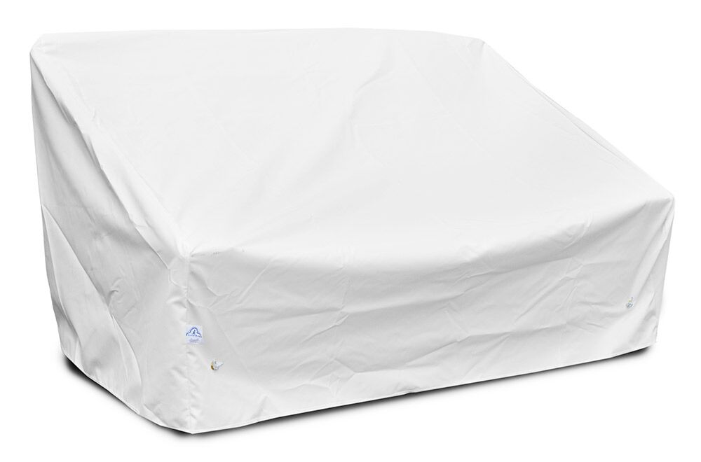 Weathermax� Deep 2-Seat Sofa Cover Size: 31