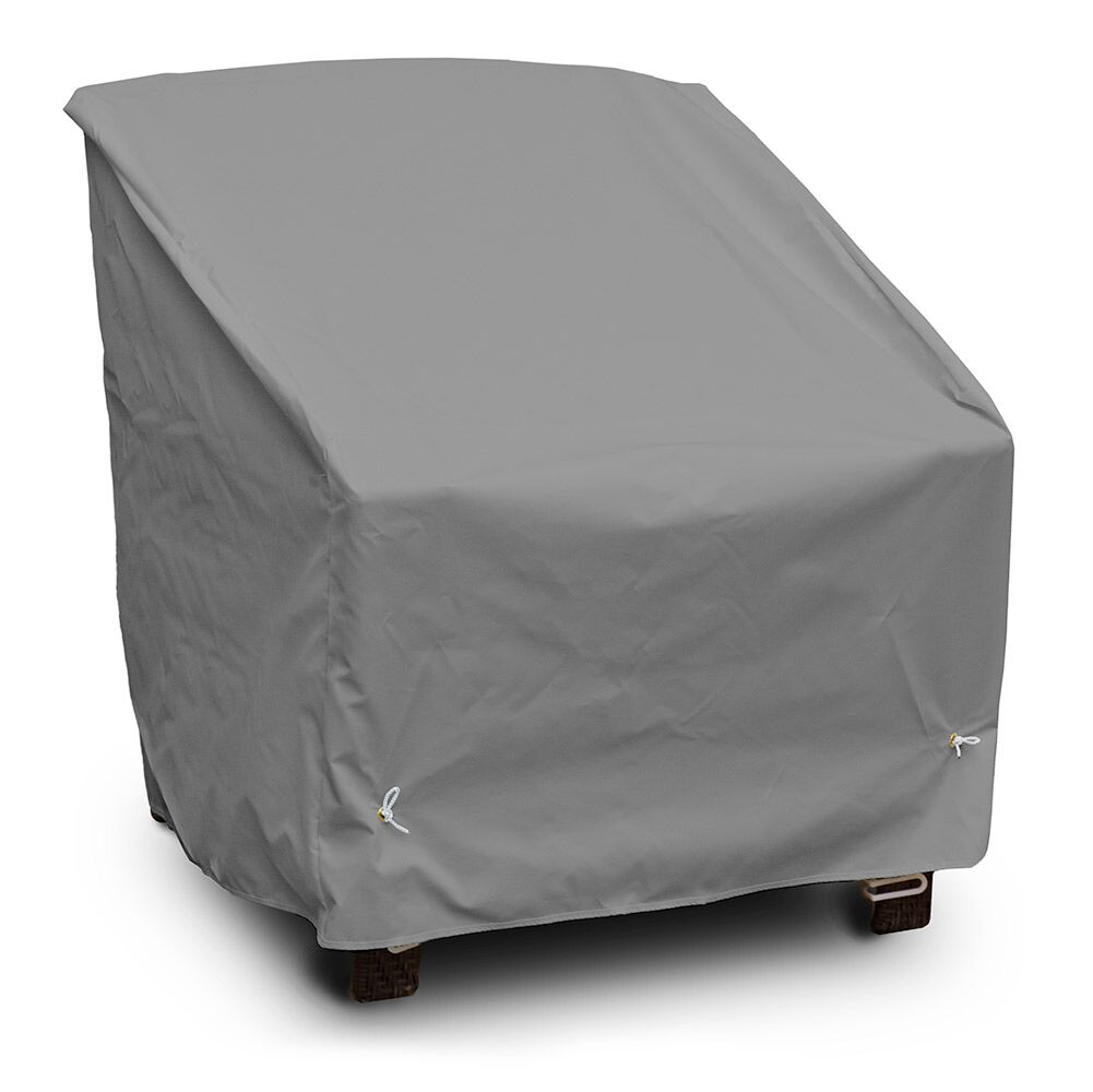 Weathermax� Deep Seating Chair Cover Color: Grey
