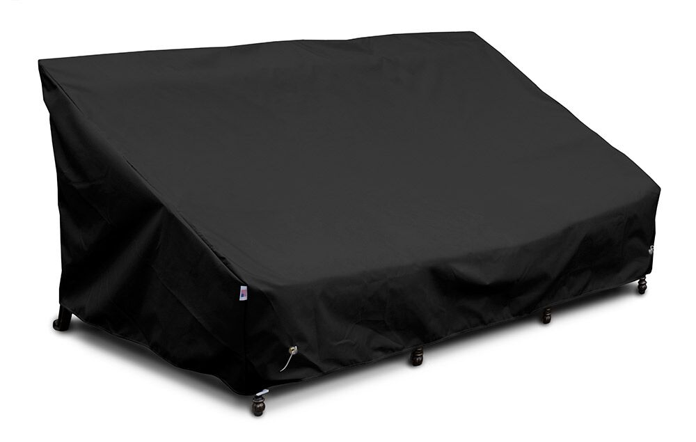 Weathermax� Sofa Cover Color: Black