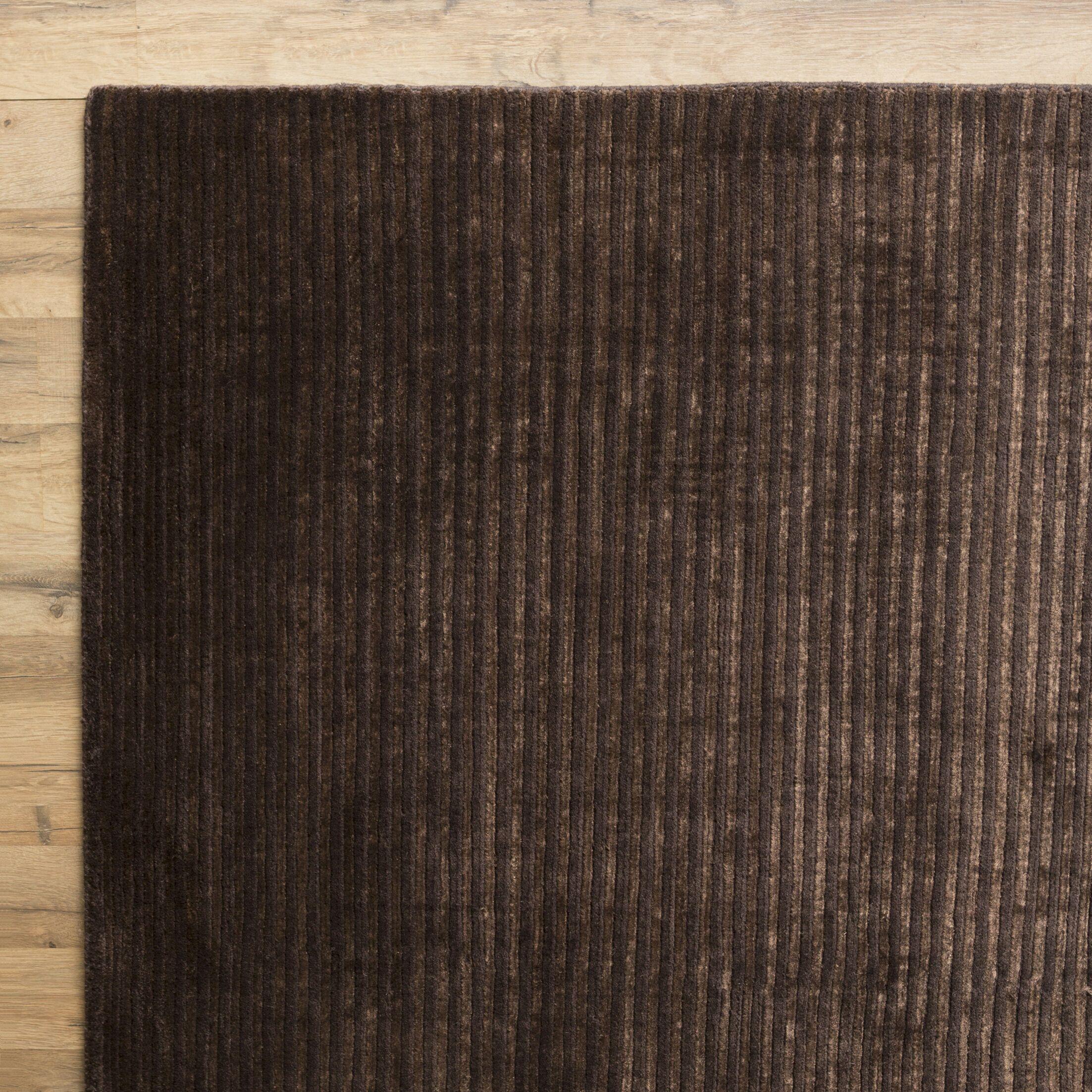 Jade Mocha Rug Rug Size: Rectangle 5' x 8'