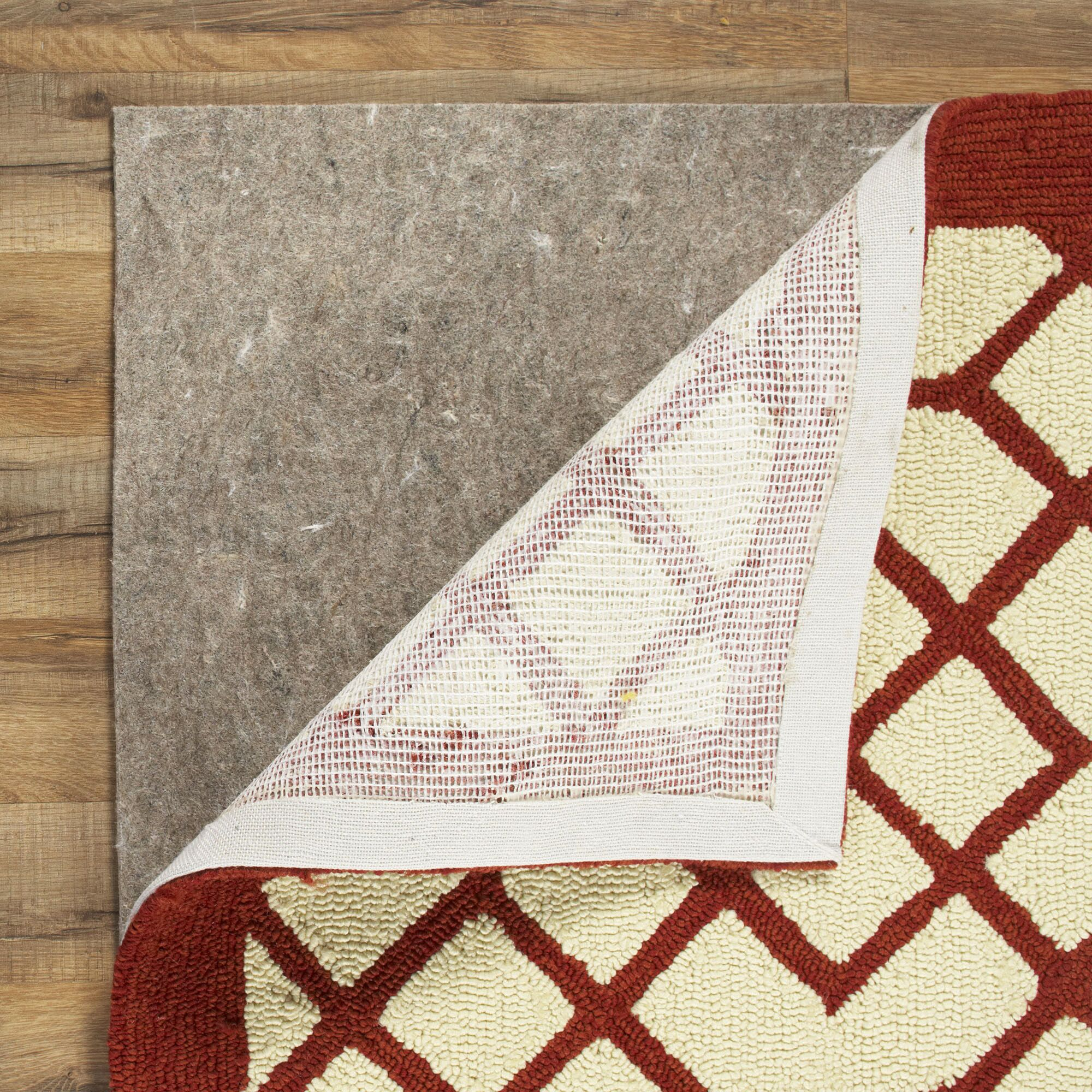 Deluxe Rug Pad Rug Pad Size: Rectangle 8' x 10'