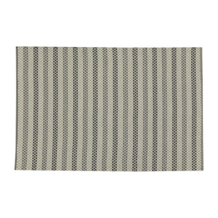 Hayes Rug Hand-Woven Gray Indoor/Outdoor Area Rug Rug Size: Rectangle 3'6