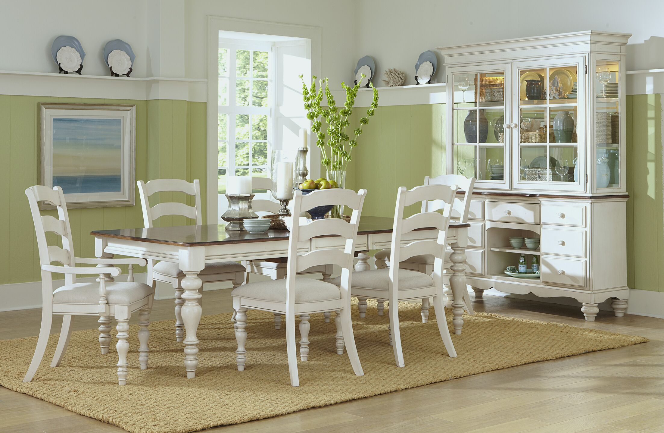 Dining Table Sets 7-Piece Dining Set