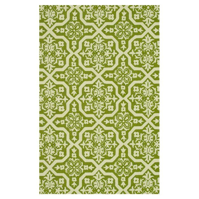 Ariel Indoor/Outdoor Rug Rug Size: Rectangle 9'3
