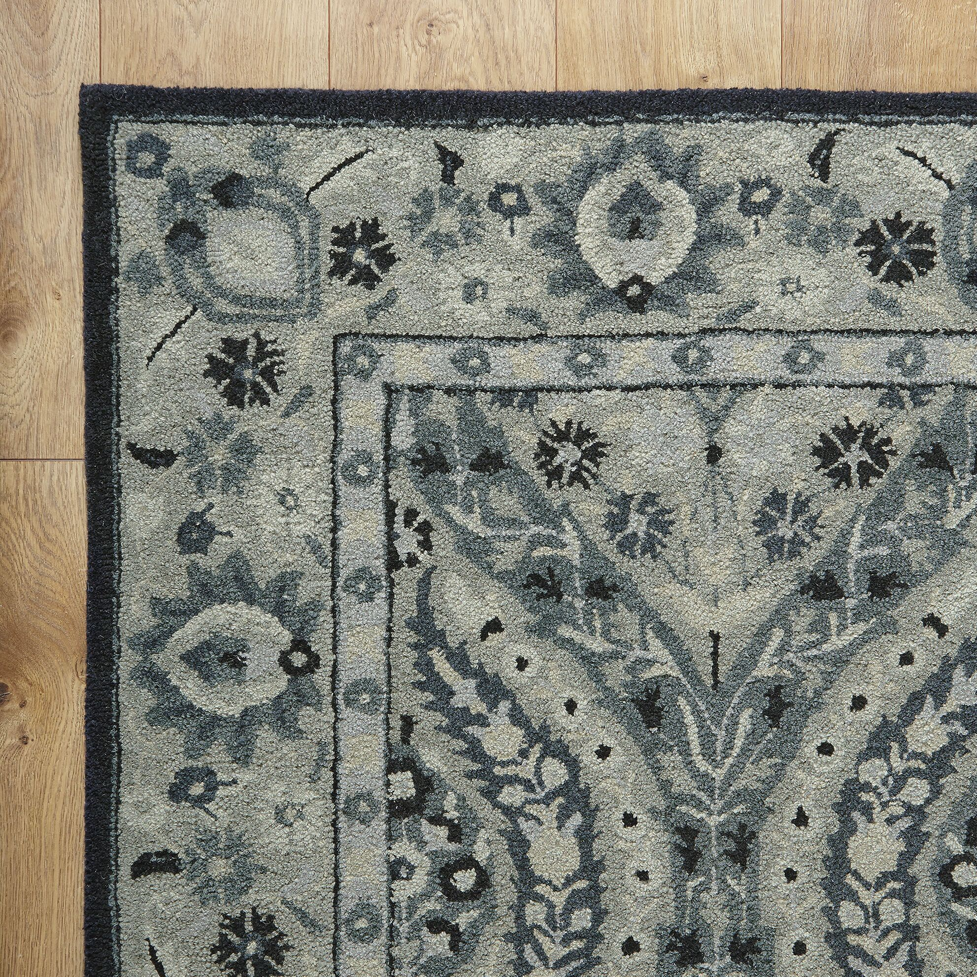 Nayla Rug Rug Size: Rectangle 2' x 3'
