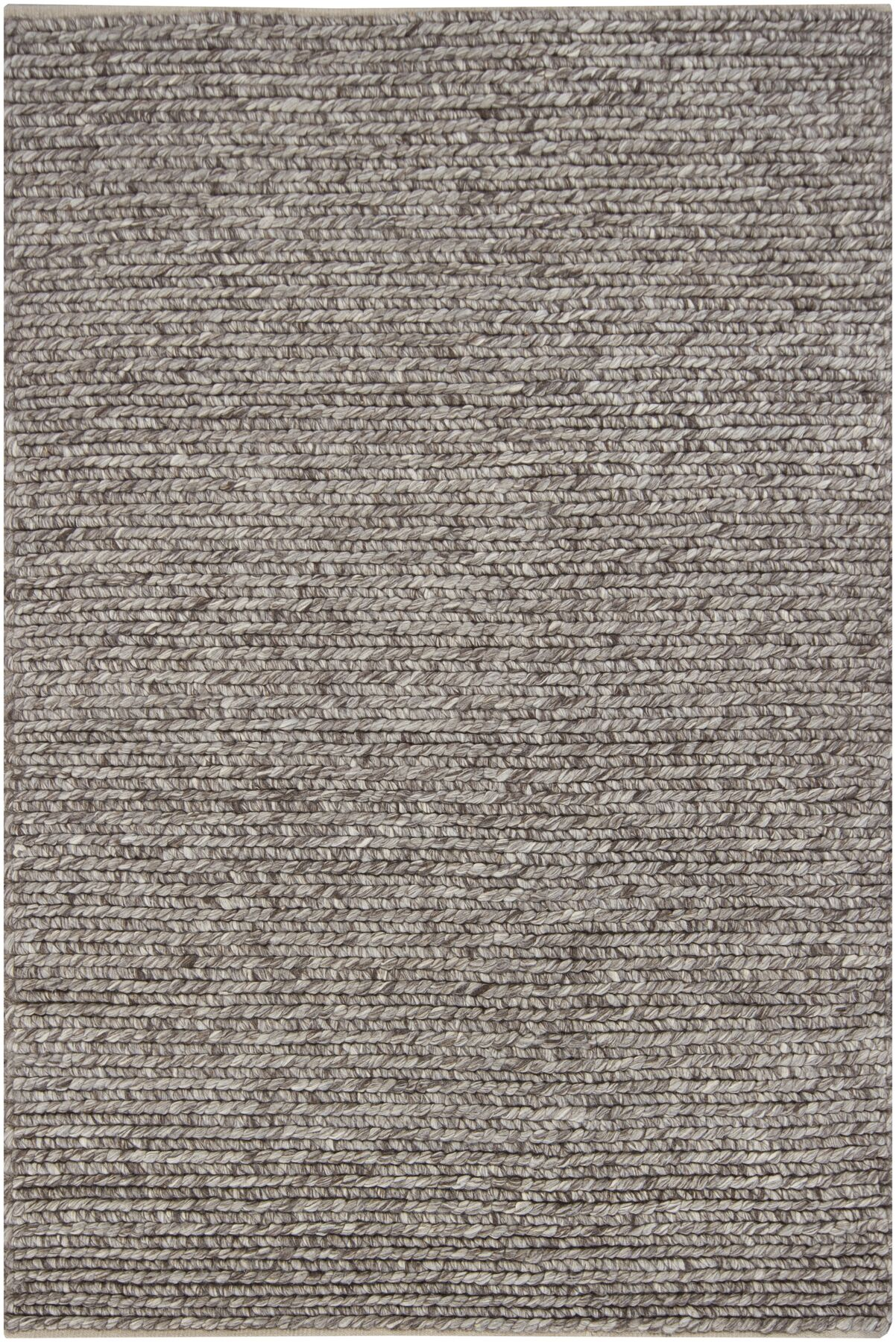 Tilby Hand-Woven Brown Area Rug Size: 5' x 7'6