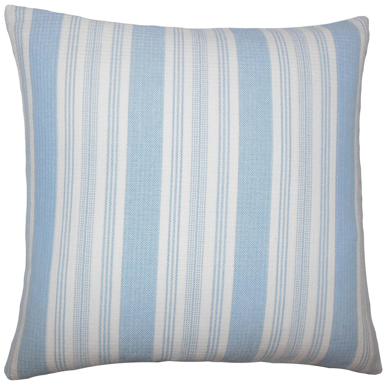 Carin Pillow Cover Color: Chambray