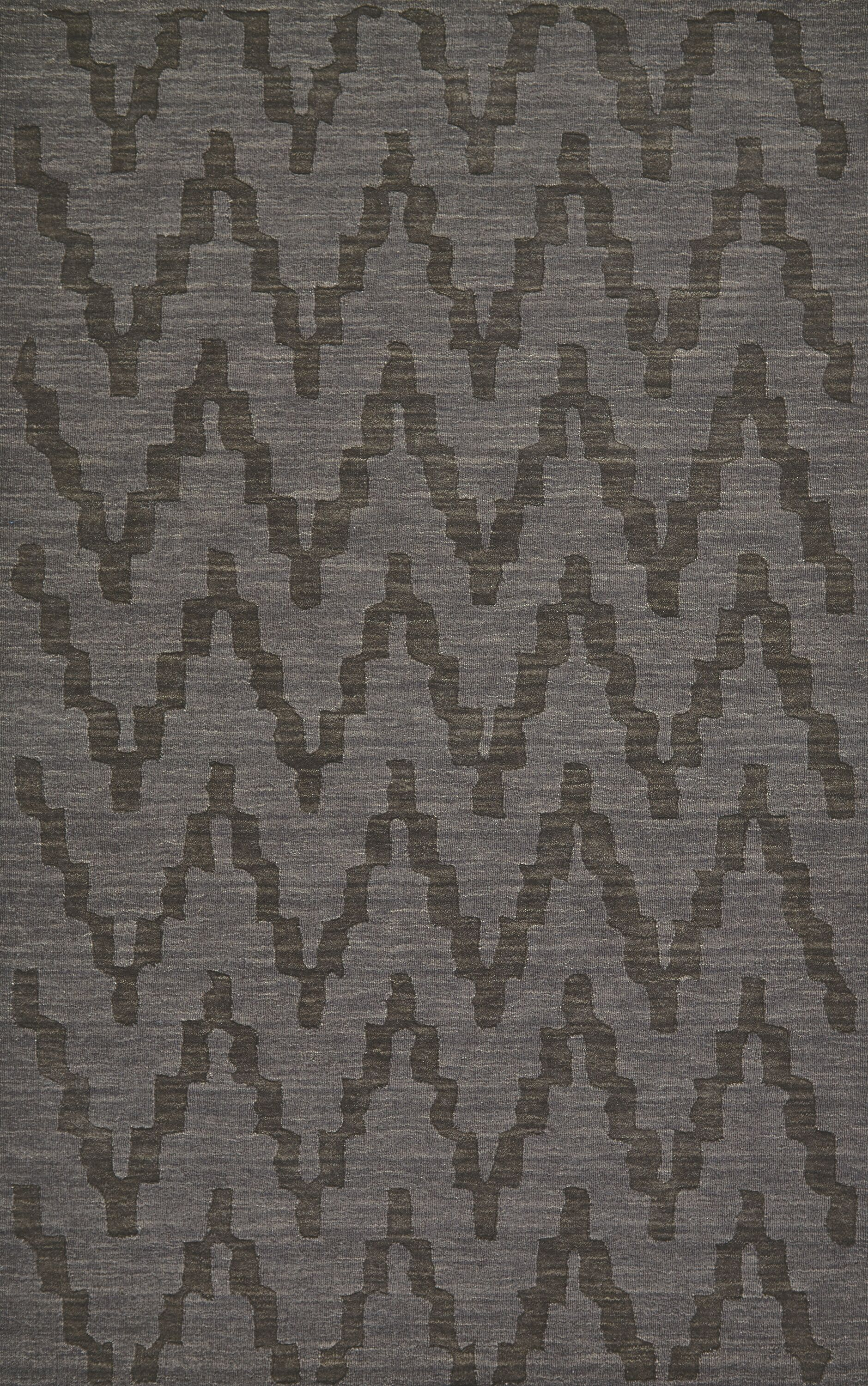 Gerald Hand-Woven Area Rug Rug Size: Rectangle 8' x 11'