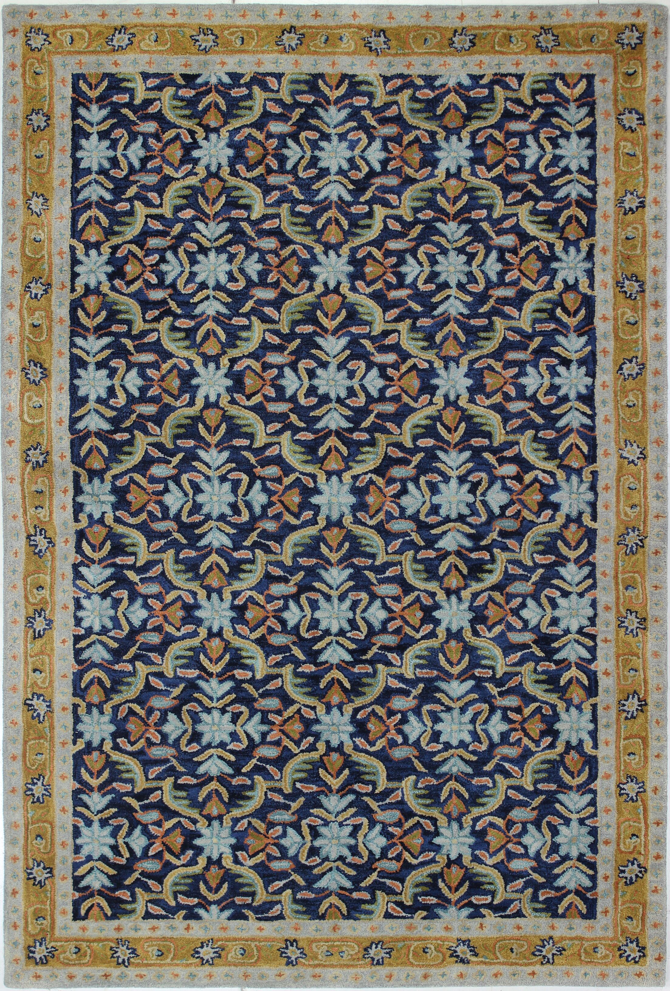 Lachlan Rug Rug Size: Rectangle 5' 6
