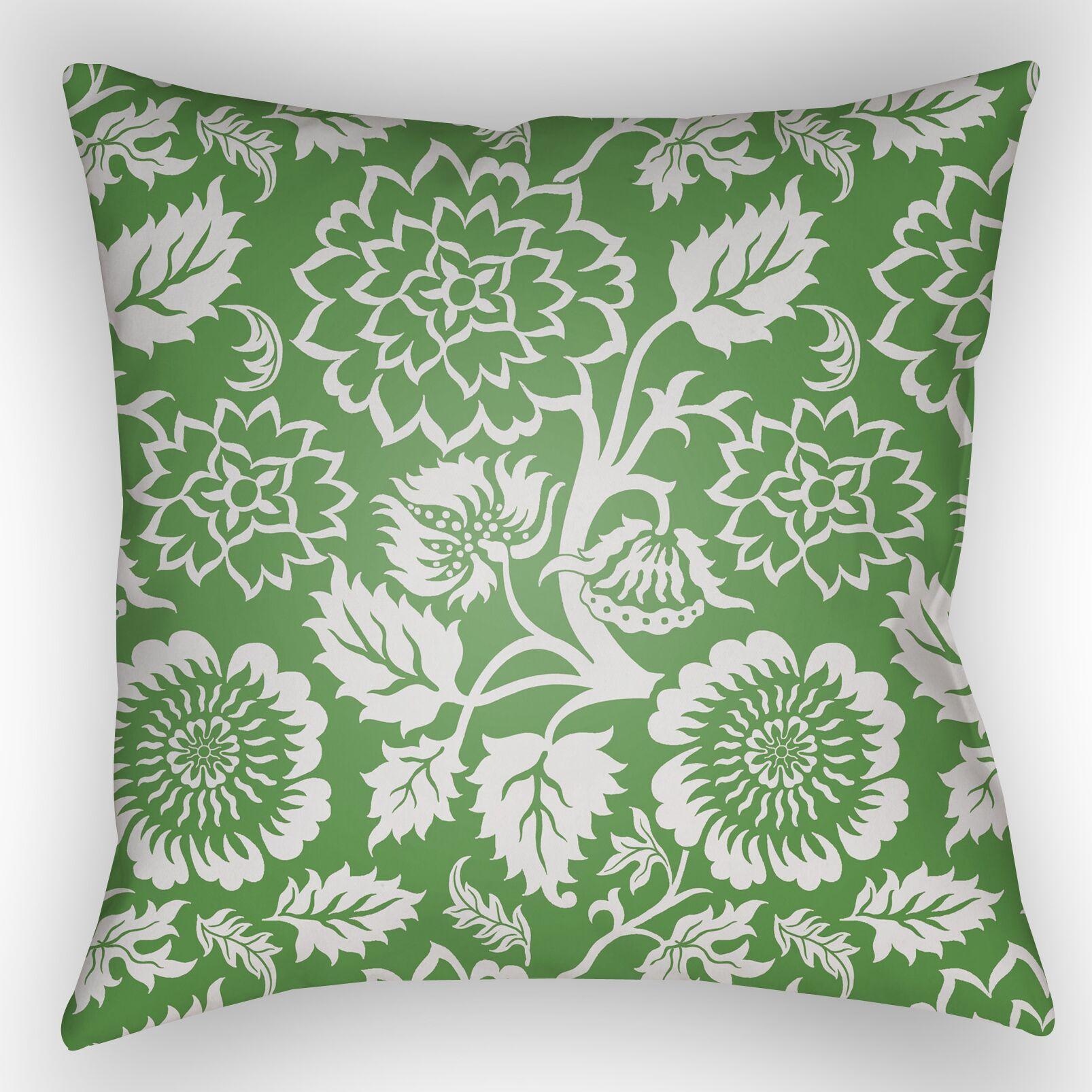 Amara Outdoor Pillow Size: 18