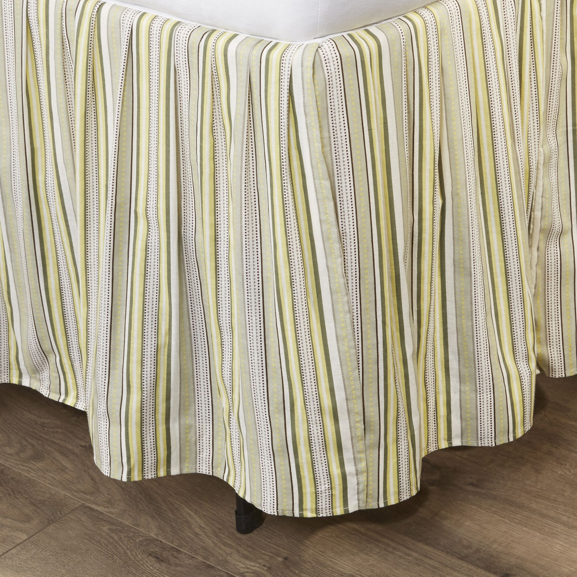Ethel Bed Skirt Size: Twin