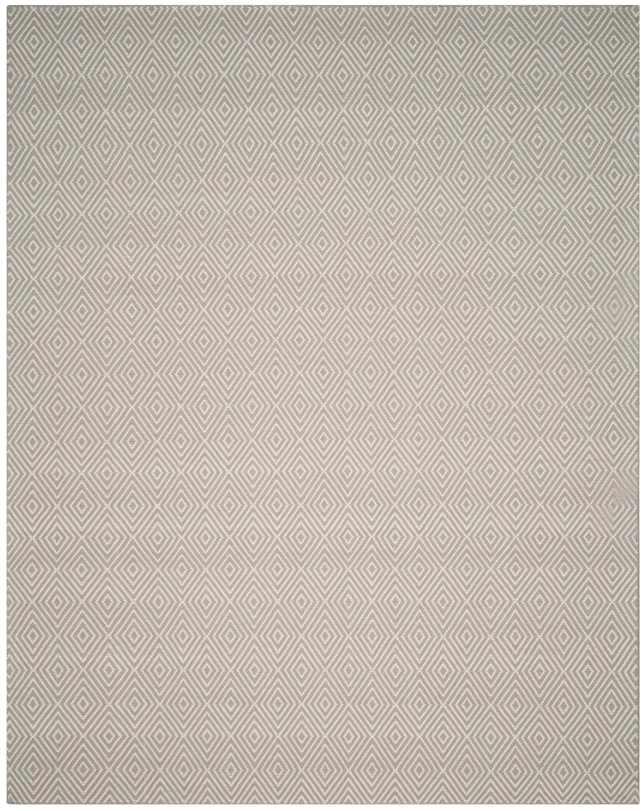 Kris Light Gray Rug Rug Size: Rectangle 9' x 12'
