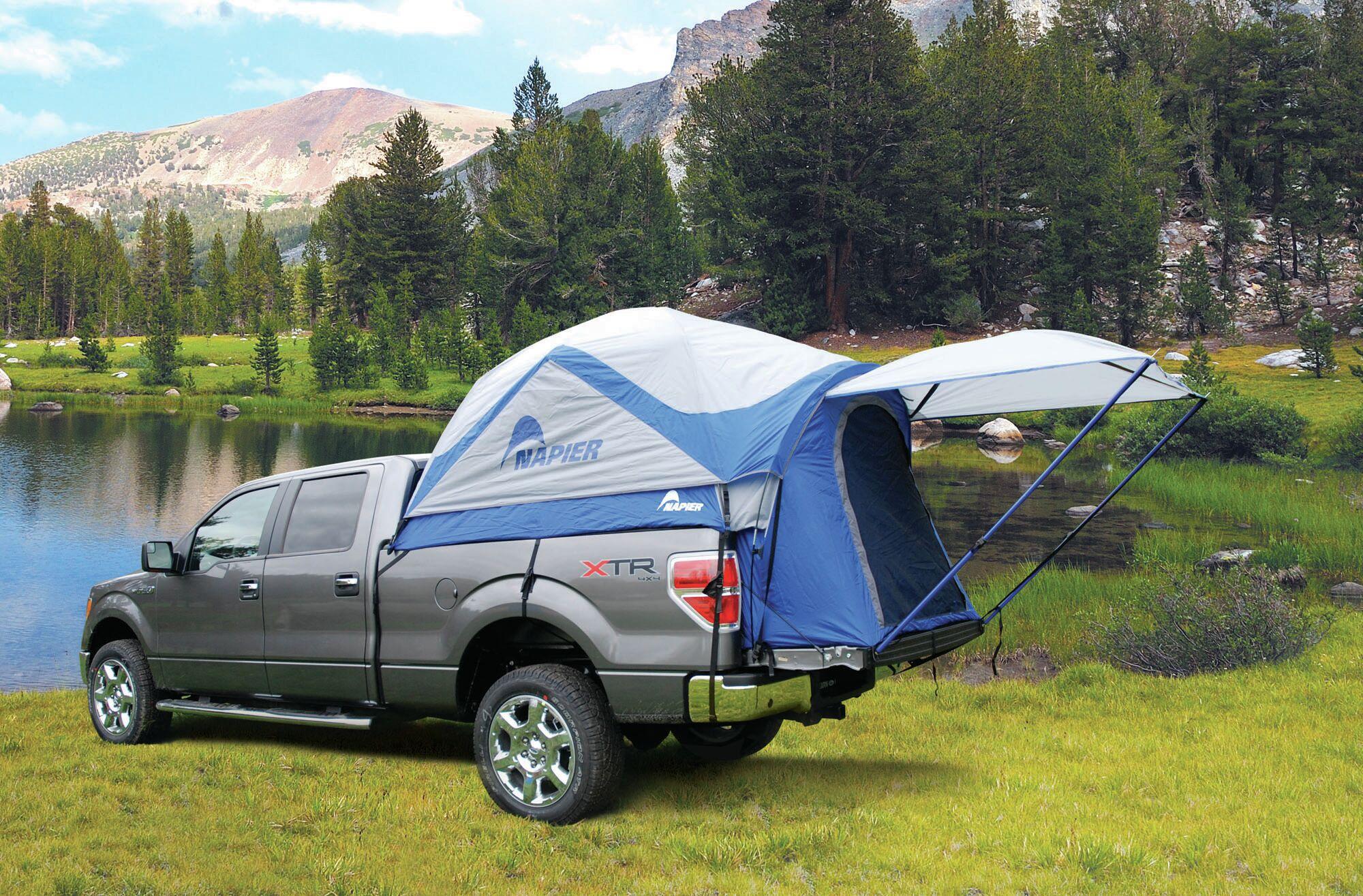 Sportz Tent Size: Full Size Regular Bed (76.8