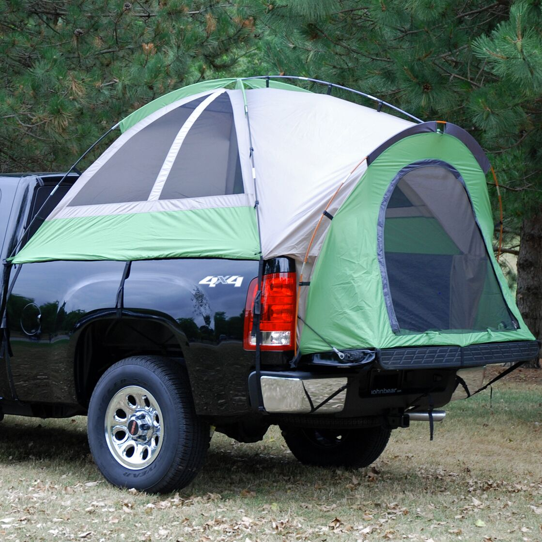 Backroadz Truck Tent Size: Full Size Crew Cab (68
