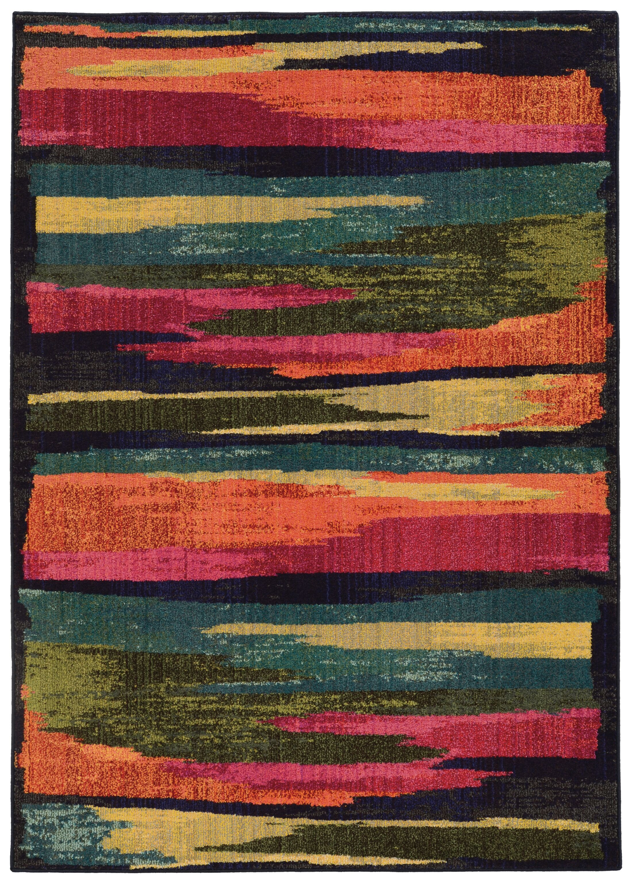 Expressions Abstract Area Rug Rug Size: Runner 2'7