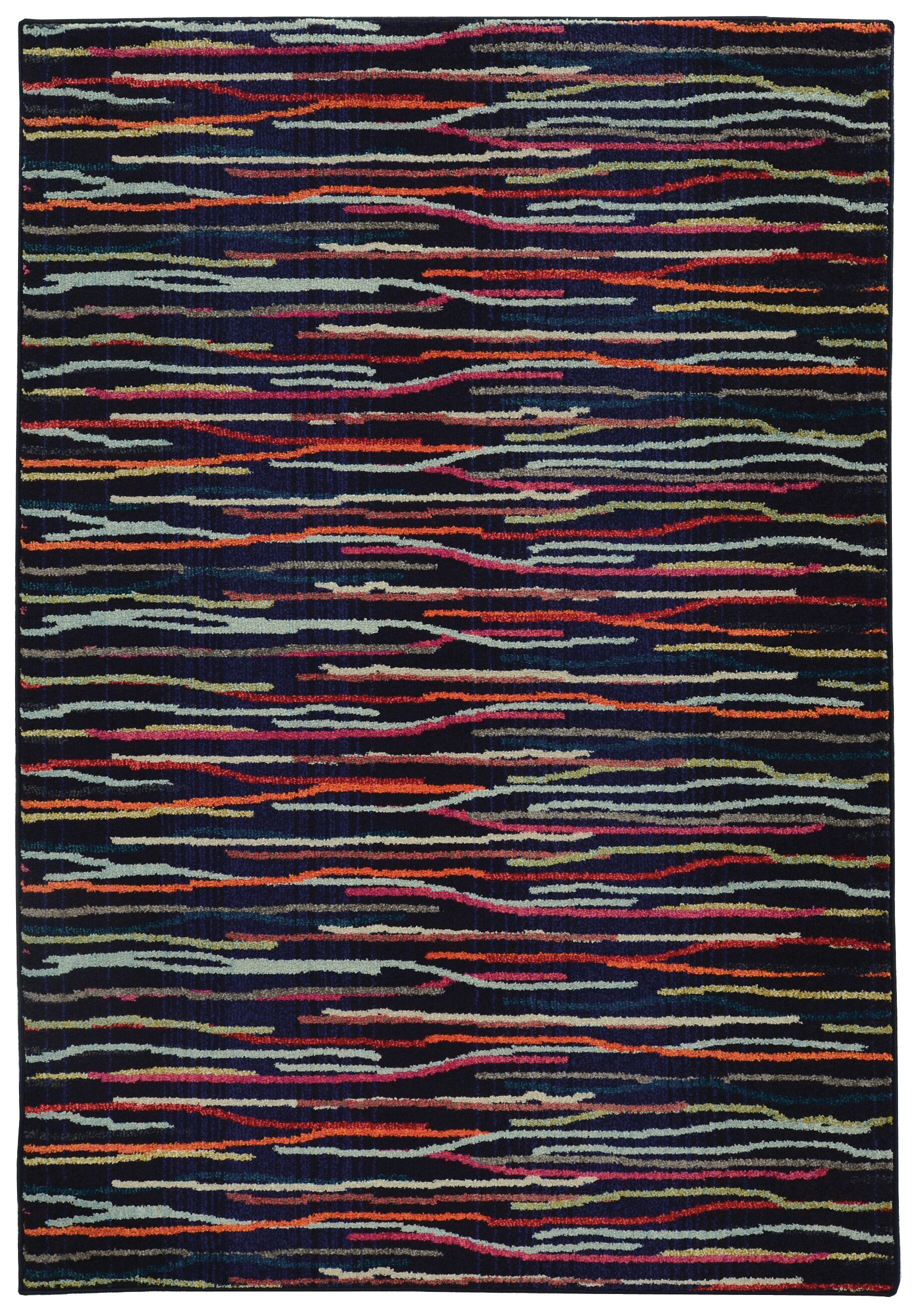 Expressions Abstract Area Rug Rug Size: Rectangle 7'10