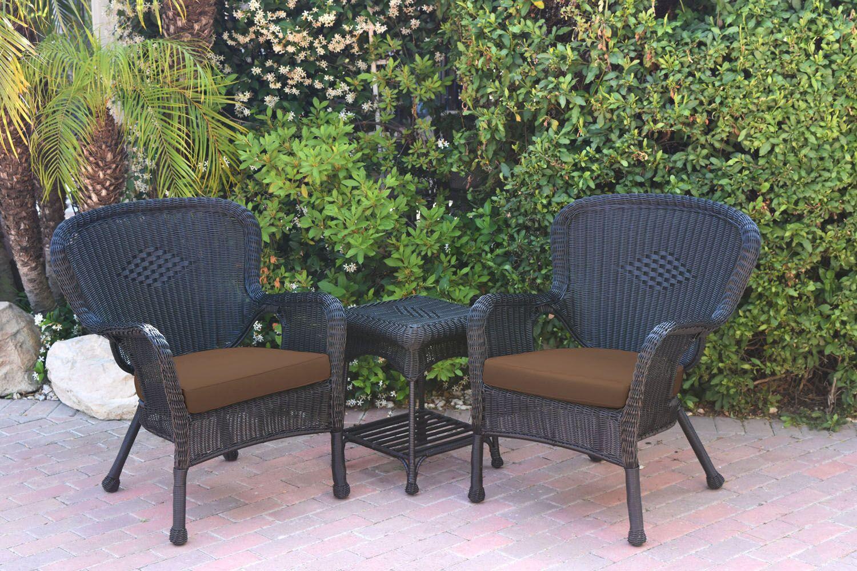 Damarion 3 Piece Conversation Set with Cushions