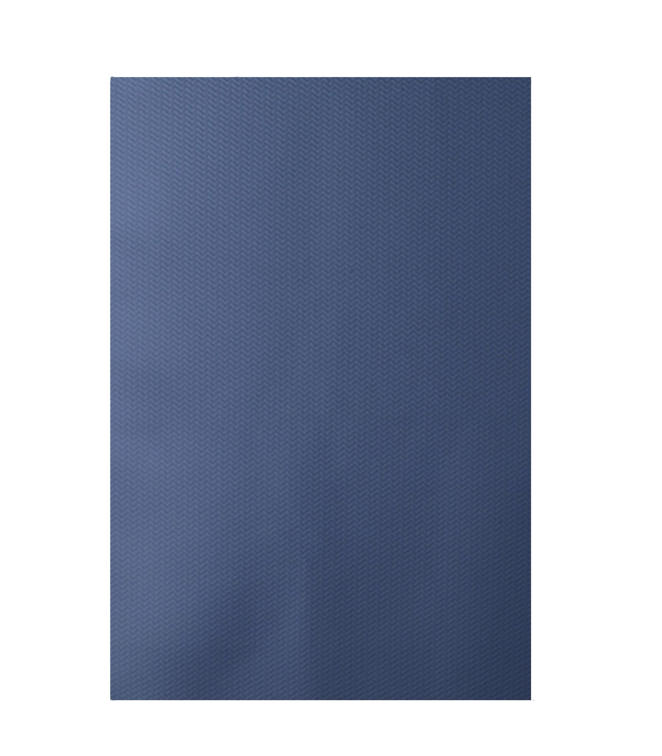 Solid Blue Indoor/Outdoor Area Rug Rug Size: Rectangle 3' x 5'