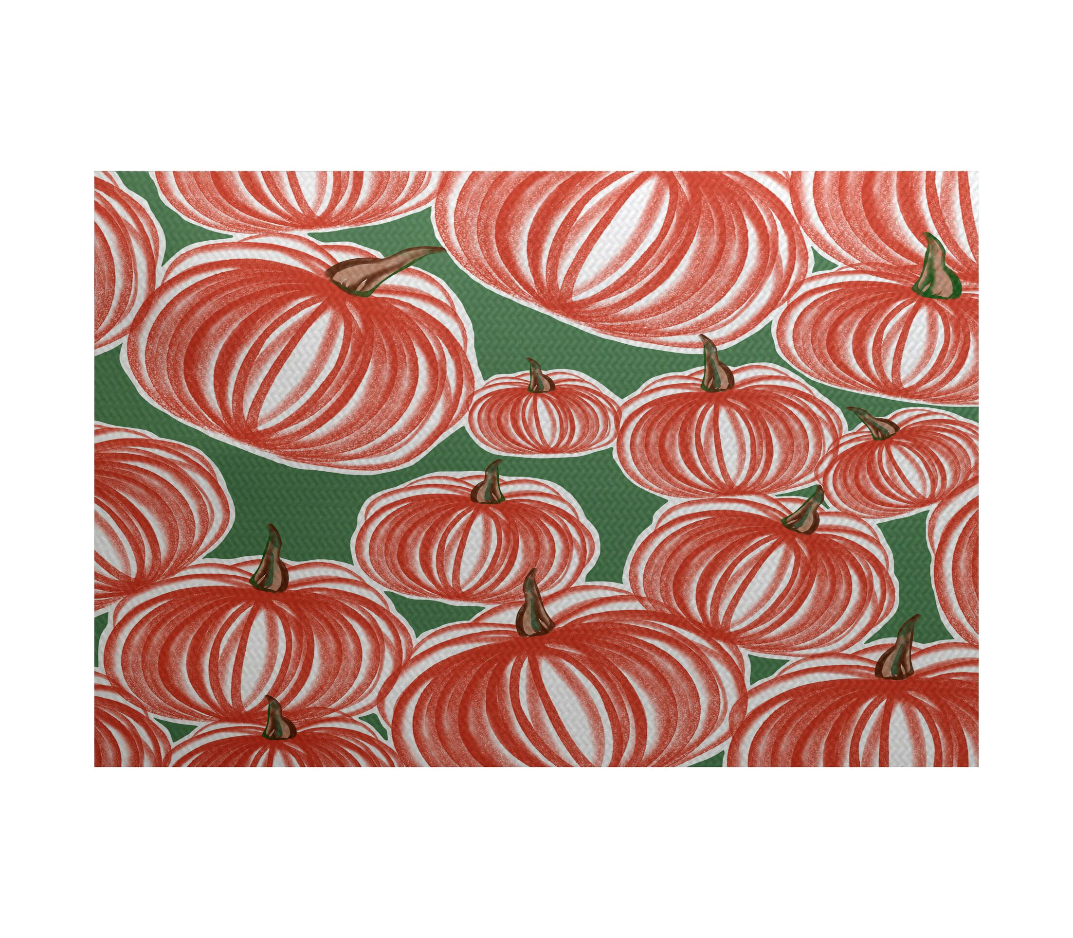 Miller Red Area Rug Rug Size: Rectangle 3' x 5'