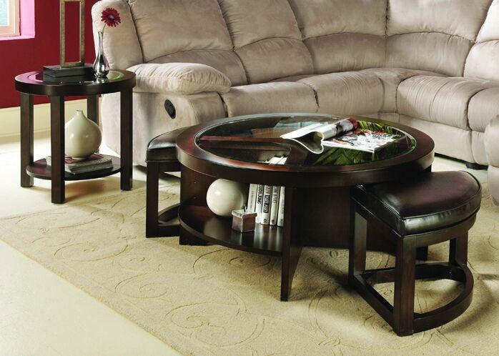 3219 Series 2 Piece Coffee Table Set