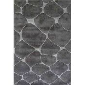 Transition Gray Area Rug Rug Size: 7'6