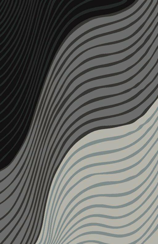 Fusion Silver/Gray Indoor/Outdoor Area Rug Rug Size: 8' x 11'