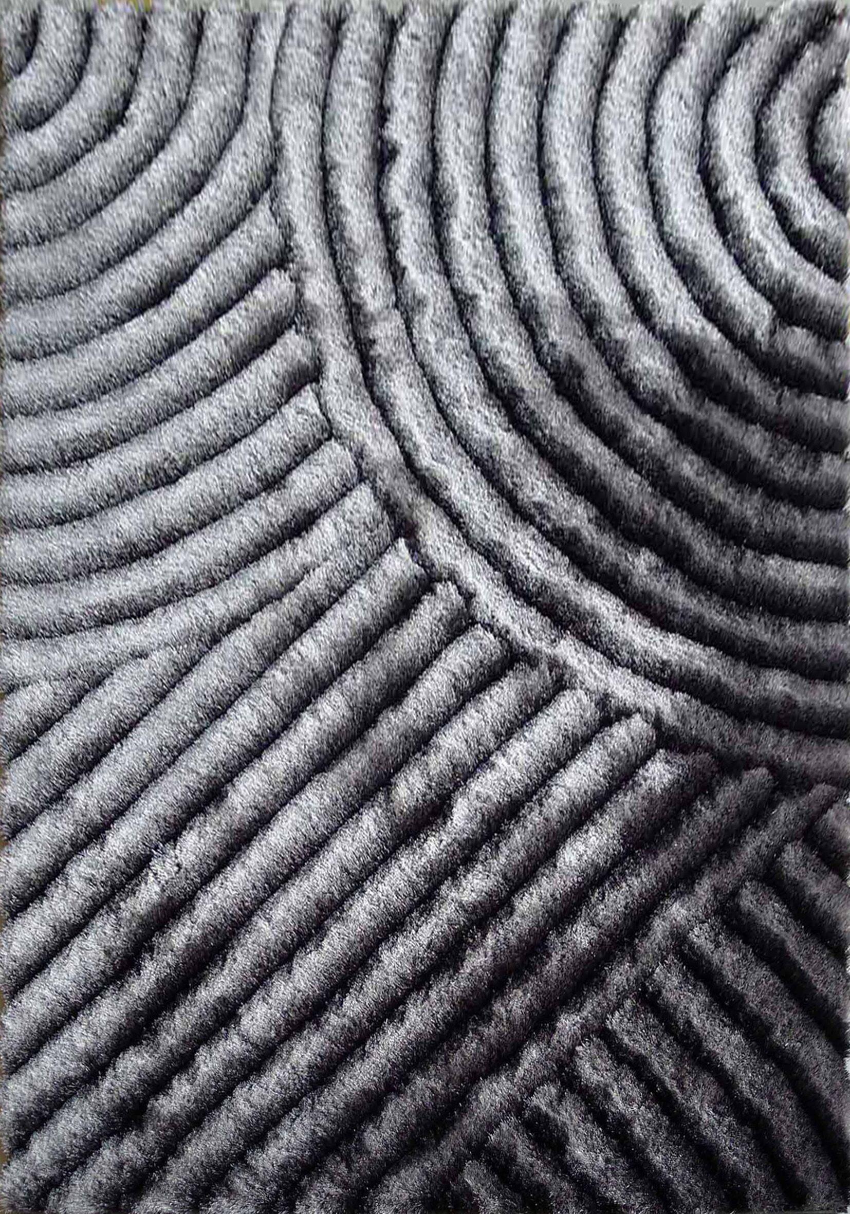Mcfarren Design Hand-Woven Gray Area Rug