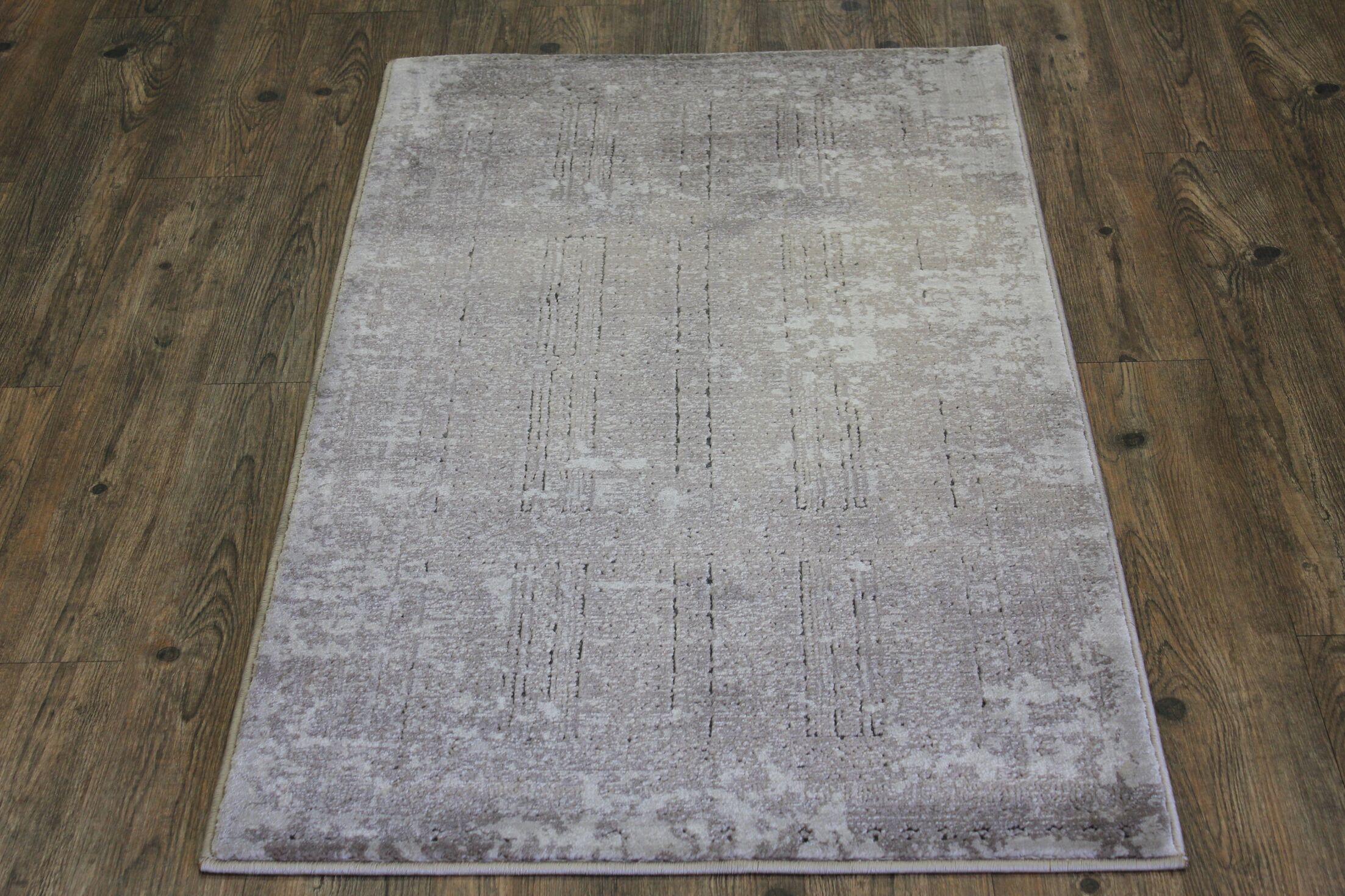 Como Beige/Brown Area Rug Rug Size: 8' x 10'