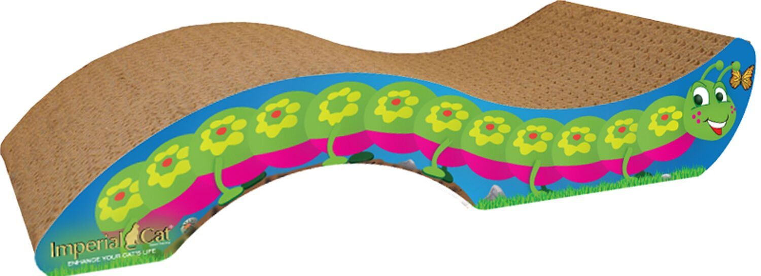 Caterpillar Scratching Board
