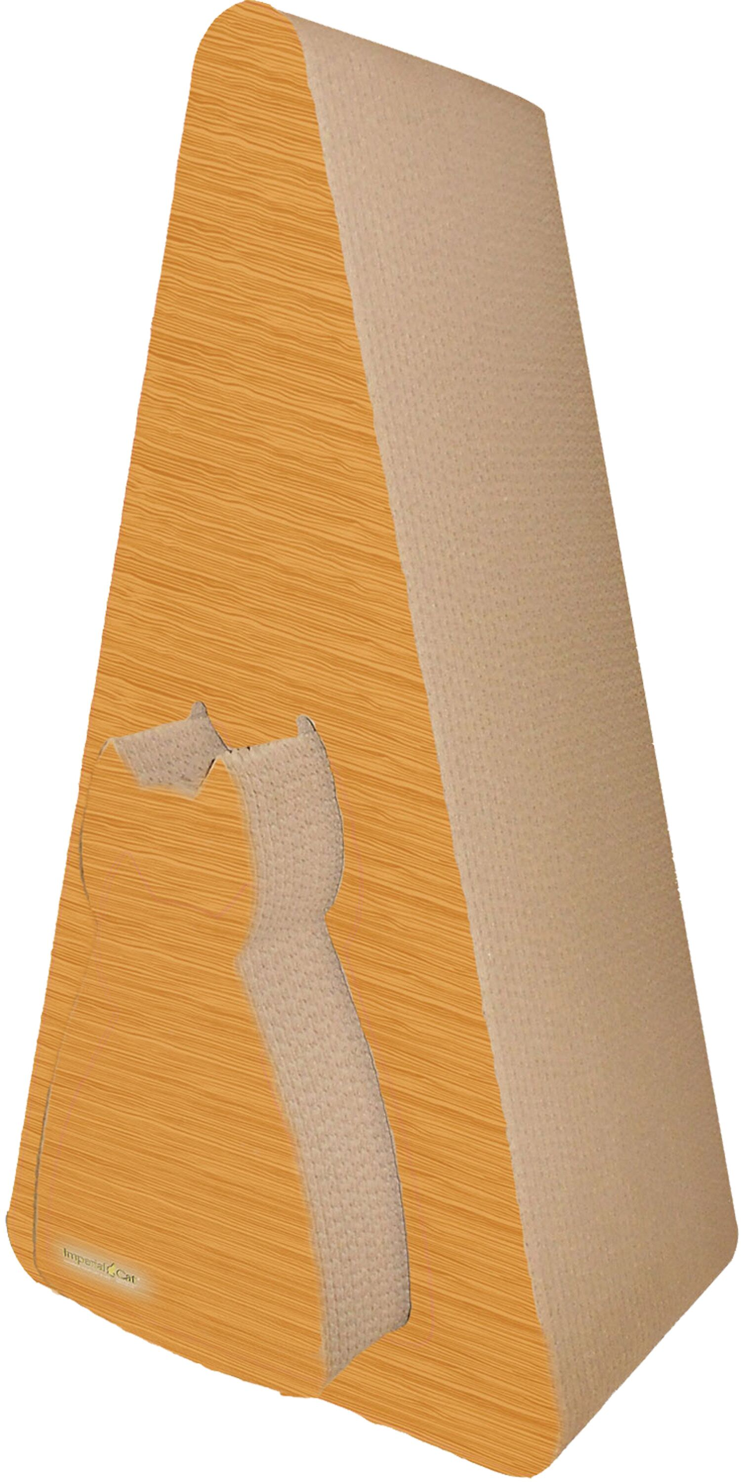 Anton Pyramid Recycled Paper Scratching Post