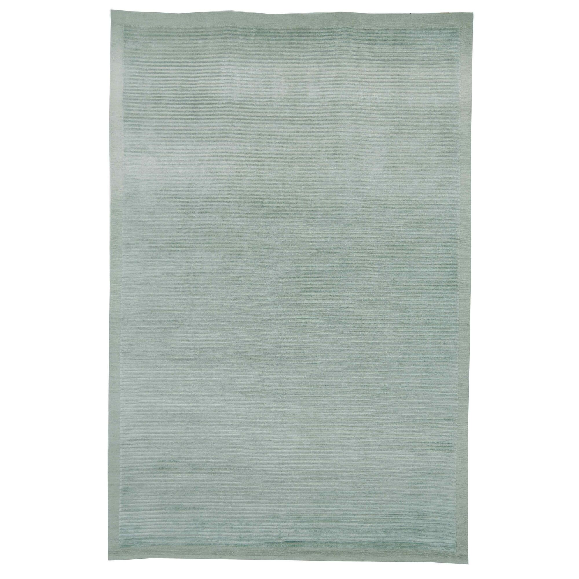 Light Green Area Rug Rug Size: Rectangle 5' x 7'6