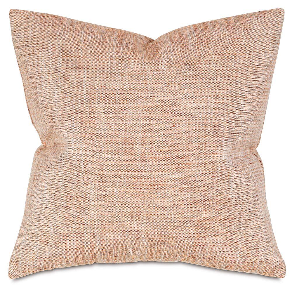 Draper Throw Pillow Color: Copper