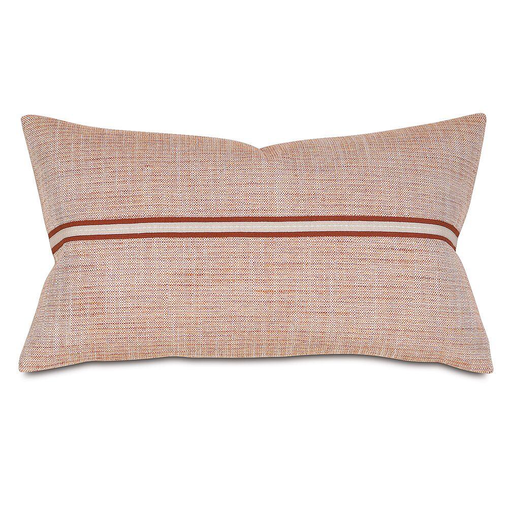 Draper Lumbar Pillow Color: Copper